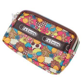 ซิปกระเป๋าสตรีกระเป๋าถือบัตรเหรียญคลัตช์เคสกระเป๋าสตางค์กระเป๋าถือโทรศัพท์ style1