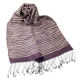 Ananta Silk Scarf ผ้าพันคอผ้าไหม รุ่น S25
