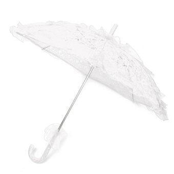 ดอกไม้ประดับงานแต่งงานร่มกันแดดร่ม ๆ ยันถ่ายขาว-ในประเทศ