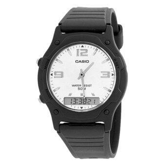 Casio Standard นาฬิกาข้อมือ - รุ่น AW49HE-7A