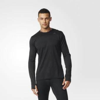 Adidas เสื้อวิ่ง อาดิดาส Men Run T-Shirt LS SN TEE AX8467 BK(1390)