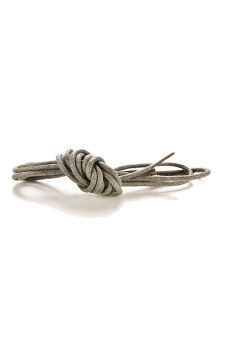 Harga Buytra 75cm Round Cord Dress Laces Casual Shoe Grey