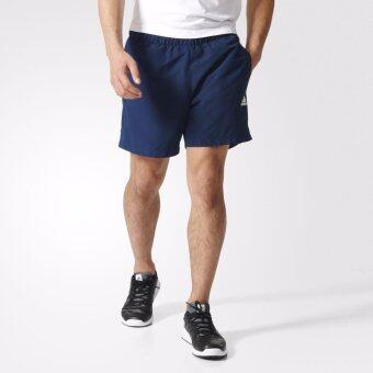 ADIDAS กางเกง ขาสั้น อาดิดาส Men Short ESS Chelsea BQ0762 NVY(790)