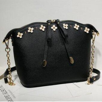 Axixi กระเป๋าแฟชั่น รุ่น 12216 (Black)
