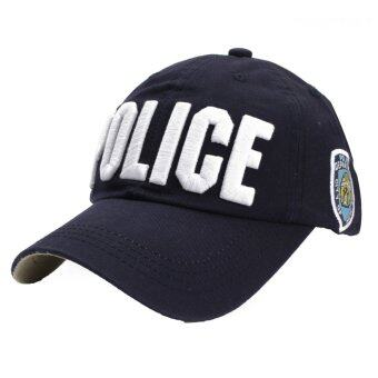 Harga Women Men Police Officer Law Enforcement Cop Costume Baseball Ball Cap Visor Hat (Intl) NEW - intl