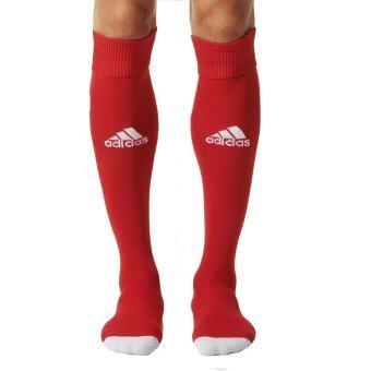 ADIDAS ถุงเท้า ฟุตบอล อาดิดาส Football Soccer Sock Milano16 AJ5906 (250) สำหรับเท้าเบอร์