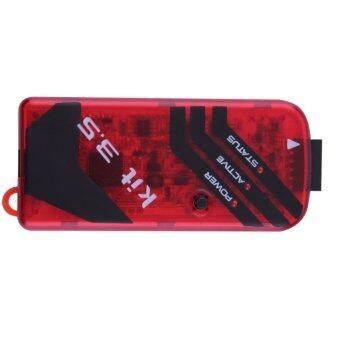 กระเป๋าถือ กระเป๋าสะพาย ผู้หญิง รหัส.69169 (สีแดง)