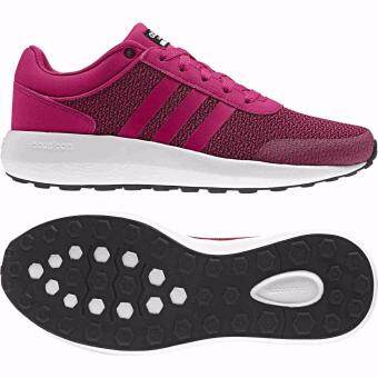 ADIDAS รองเท้า วิ่ง อาดิดาส Women Run Shoe Cloudfoam Race AW3843 (2390)