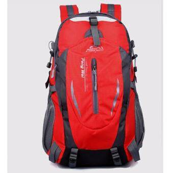 Peimm Modello Premium Backpacker51cm เป้สะพายหลัง เป้กันน้ำ เป้เดินทาง เป้เดินป่า มัลติฟังก์ชั่น