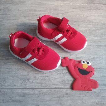 Alice Shoes รองเท้า แฟชั่นเด็กชาย&เด็กหญิง รุ่น SKL002-R (แดง)