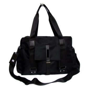 Osaka กระเป๋าสะพายไหล่ผู้ชาย หรือถือ รุ่น NG502 - Black