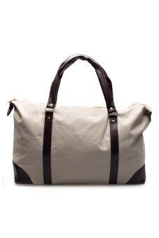 DM กระเป๋าถือ - สีเบจ