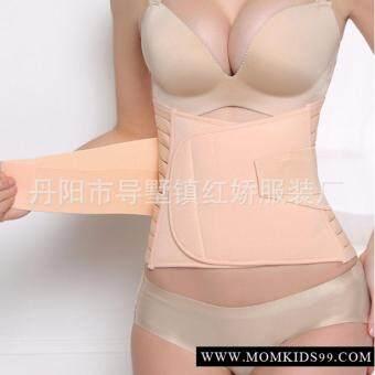 แผ่นรัดหน้าท้อง สำหรับใส่หลังคลอด ช่วยไม่ให้หน้าท้องแกว่ง ลดการเจ็บแผลผ่าคลอด