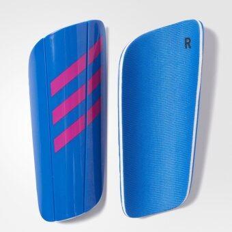 Adidas สนับแข้ง อาดิดาส Shin Guard Ghost Lesto AZ9861 BK/WH (350)