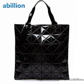 A billion กระเป๋าสะพาย กระเป๋าสะพายข้างสีดำสำหรับผู้หญิง No.0-5 (สีดำ)
