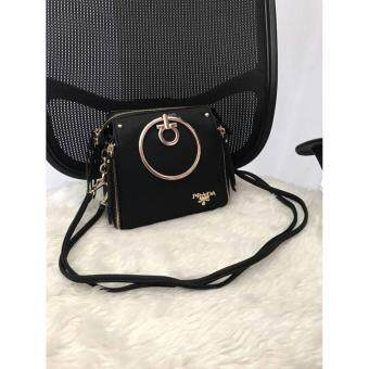 Harga Tote handle bag Prada style