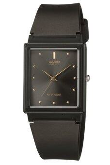 Casio Standard นาฬิกาข้อมือผู้ชาย สายเรซิ่น รุ่น MQ-38-1ADF ( Black )