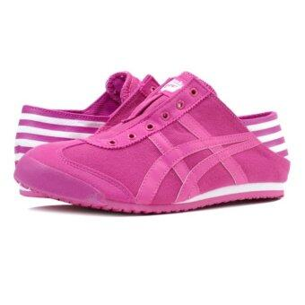 Harga Onitsuka Tiger - Slip On Paraty (สีชมพู)