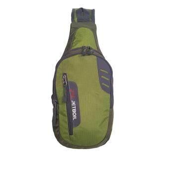 PACK UP กระเป๋าคาดอก รุ่น SL1172 - สีเขียว
