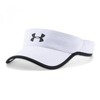 Harga Under Armour Mens Shadow Visor 3.0, White/Black, One Size - intl