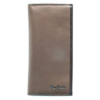 Pierre Cardin กระเป๋าธนบัตรรุ่น PWJ3-BR31 BN(สีน้ำตาล)