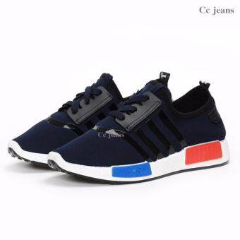Ccjeans รองเท้าผ้าใบ Sport (Blue)