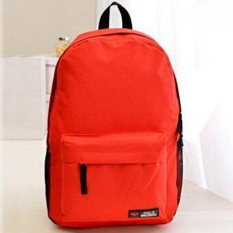 RICHCOCO กระเป๋าเป้สะพายหลัง Backpack (K11-Red)