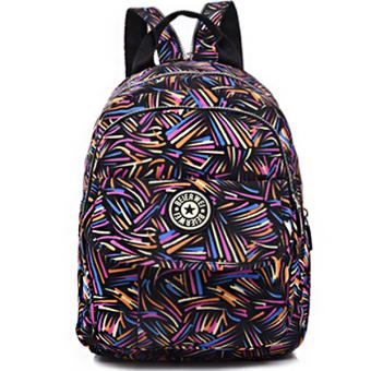 RICHCOCO กระเป๋าเป้สะพายหลัง Nylon leisure Backpack (K01-001)
