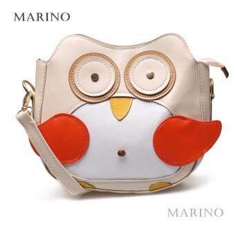 Marino กระเป๋า กระเป๋าสะพาย กระเป๋าสะพายผู้หญิง Chicken รุ่น 0203 - Cream