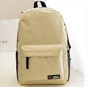 RICHCOCO กระเป๋าเป้สะพายหลัง Backpack (K11-BE)