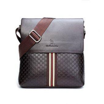 ASPIRE กระเป๋าสะพายข้าง Casual Messenger bag (สีน้ำตาล)