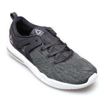 REEBOK MEN รองเท้าผ้าใบ ผู้ชาย รุ่น HEXALITE X GLIDE 1216 - 1-BD1356 (DUST/LEAD/WHT/PEWTER)