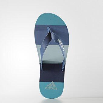 Adidas รองเท้าแตะ อาดิดาส Men Slipper Eezay Striped BA8808 (690)