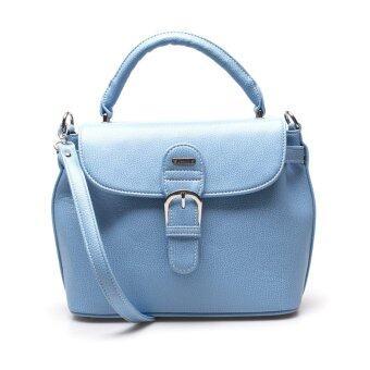 Jacob International กระเป๋าถือ รุ่น V4283 (Blue)