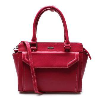 อยากขาย Jacob International กระเป๋าถือ รุ่น V4300 (Pink)