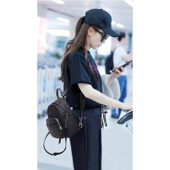 Jaifa กระเป๋าเป้สะพายหลัง สไตล์เกาหลี รุ่น JP9937-B (สีดำ)