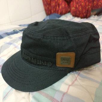 JEEP ลำลองผ้าฝ้ายเย็บหมวกแก๊ปหมวก เครื่องประดับผู้ชาย