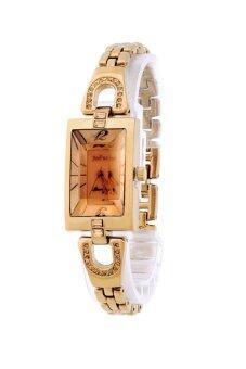 ซื้อ/ขาย Julius นาฬิกาสำหรับผู้หญิง สายแสตนเลส รุ่น JA-443 - สีทอง