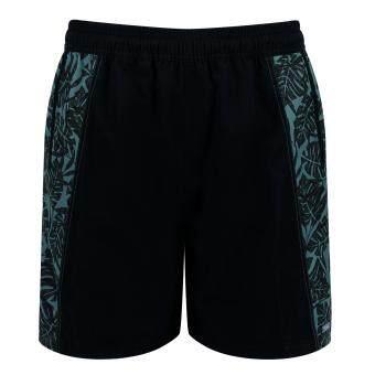 กางเกงว่ายน้ำผู้ชาย สล็อกกี้ รุ่น 10166198-sloggi swim Black Shadows Boxer 02 M014