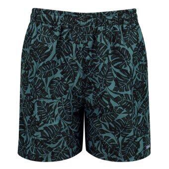 กางเกงว่ายน้ำผู้ชาย สล็อกกี้ รุ่น 10166199-sloggi swim Black Shadows Boxer 03 M013
