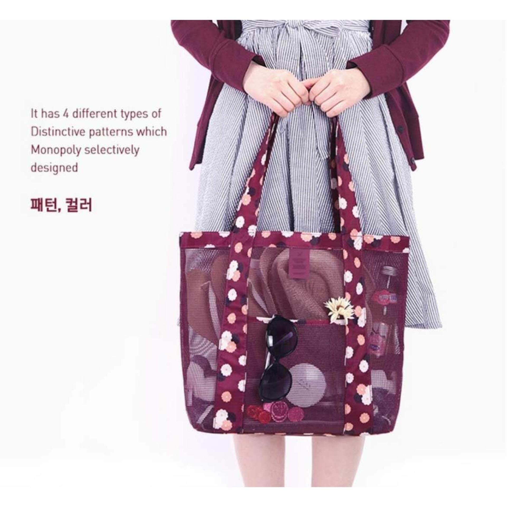 ขายดีมาก! กระเป๋าแฟชั่นสไตล์สาวเกาหลี ส่งไวส่งฟรีkerry