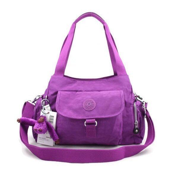 Kipling กระเป๋าสะพายไหล่ รุ่น HB3711 525 - Purpldahli