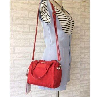 Kipling Keeya S Kt Shoulder Bag (สีแดง) - 3