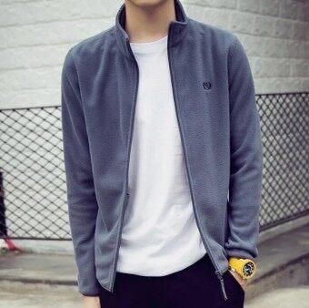 แจ็คเก็ตสไตล์เกาหลีฤดูใบไม้ร่วงแจ็คเก็ตเสื้อลำลองแจ็คเก็ตเสื้อนอก