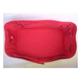 กระเป๋าจัดระเบียบ สำหรับ หลุยส์ วิตตอง Speedy 30 สีแดง
