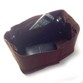 กระเป๋าจัดระเบียบ สำหรับ หลุยส์ วิตตอง Speedy 30 สีน้ำตาล