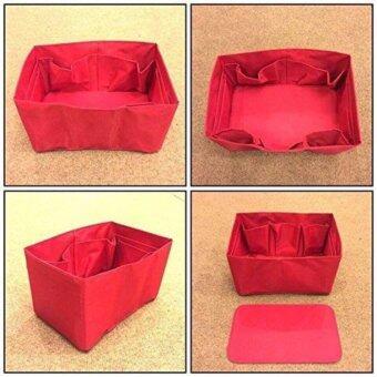 กระเป๋าจัดระเบียบ สำหรับ หลุยส์ วิตตอง Speedy 35 สีแดง