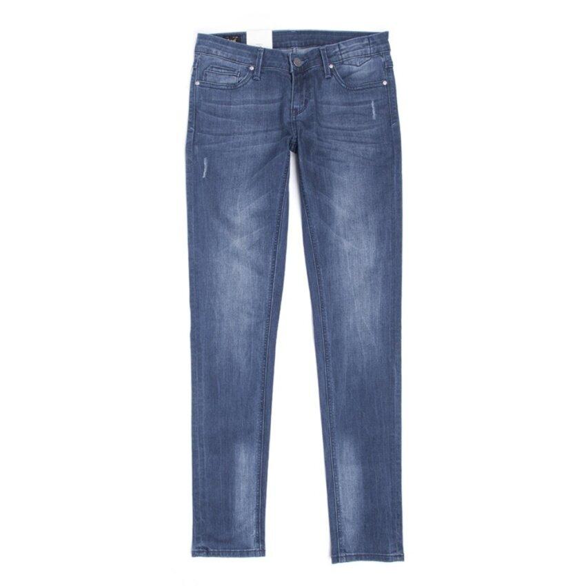 สินค้ายอดนิยม กางเกงยีนส์ รุ่น LE 16402103 สี INDIG0 รีวิวสินค้า