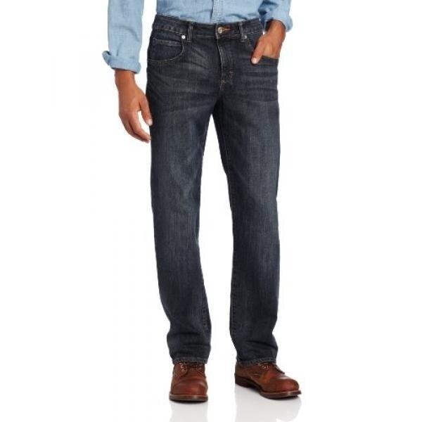 ข้อมูล Lee Mens Modern Series Straight-Fit Jean, Snakebite, 36W x 32L - intl เปรียบเทียบราคา