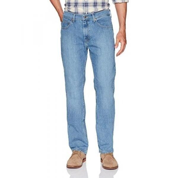 รีวิว Lee Mens Regular Fit Straight Leg Jean, Monroe, 34W x 29L - intl รีวิวสินค้า